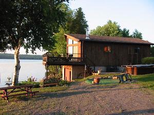 Upper Rideau Lake-Near Westport