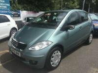 2006 Mercedes Benz A Class A150 Classic SE 5dr 5 door Hatchback
