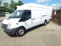Ford Transit 2.4TDCi Duratorq ( 115PS ) jumbo 2010 clean and tidy inside and out