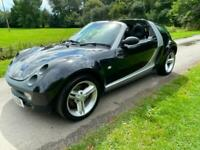 2004 smart Roadster RHD RECENTLY SERVICED NEW MOT Auto Coupe Petrol Automatic