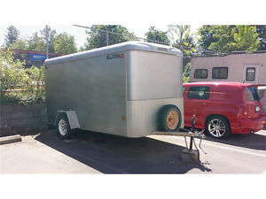 For Sale! 2005 Royal 10'x6' enclosed cargo trailer