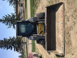 Skid steer and attachments for sale