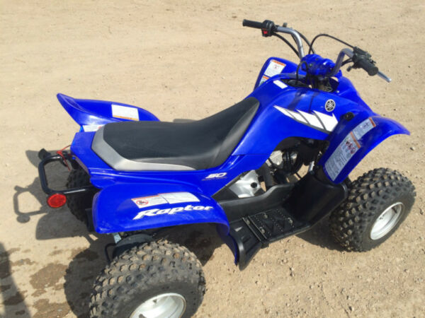 Yamaha shaft drive for sale canada for Yamaha raptor 50cc