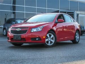 2014 Chevrolet Cruze 2LT LT|Heated Leather Interior|Cruise Co...