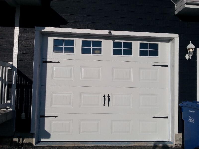 porte de garage l-g begin