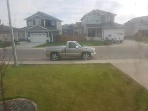 01 GMC SIERRA STEP SIDE