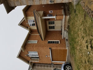 INNISFIL   DETACHED 4 BDRM HOUSE  FOR RENT FROM  JUNE 15TH