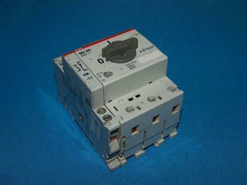 ABB MS 325 Motor Starter
