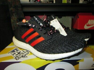 SALE ADIDAS ULTRABOOST CHINESE NEW YEAR 4.0 REN ZHE BLACK RED F35231 - New Years Sale