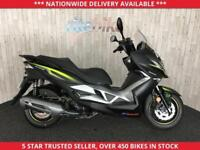 KAWASAKI J125 J 125 SC125 CJF ABS MODEL ONLY 4 MILES ONE OWNER 2017 67
