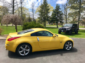 2005 Nissan 350z Automatic 35th Anniversary Special Edition