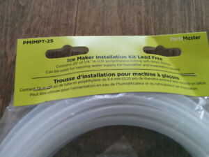 Dishwasher connector / Ice marker Installation Kit