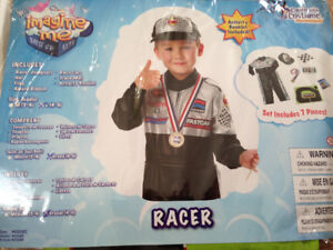 Racer child (4-6) Halloween costume