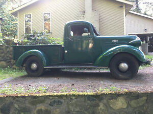 1937 Chevrolet Other Truck Pickup Truck