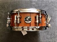 Sonor Artist Series 16 1305 TI SDW High Gloss Tineo Snare Drum. Earth Snare.