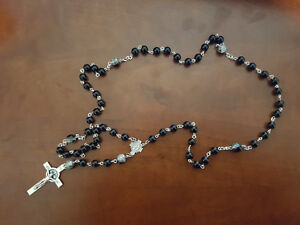 hand made top quality catholic rosary