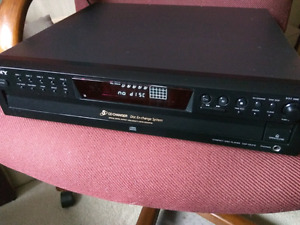 High Quality 5 cd changers players