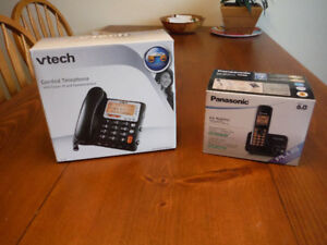 Home or office telephones