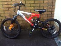 13inch kid's mountain bike