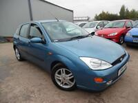 FORD FOCUS ZETEC 1.8 PETROL 5 DOOR HATCHBACK