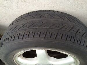 Selling rims and tires 195/60R14 Kitchener / Waterloo Kitchener Area image 6