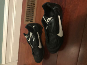Various size cleats