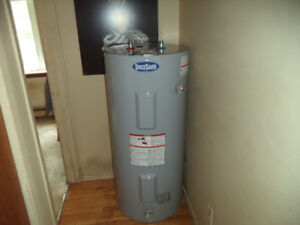 chauffe-eau neuf 48 gallons