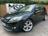 2010 Ford Focus 2.5 SIV ST-3 3dr Petrol LOW MILES ONLY 77,000 SAT NAV