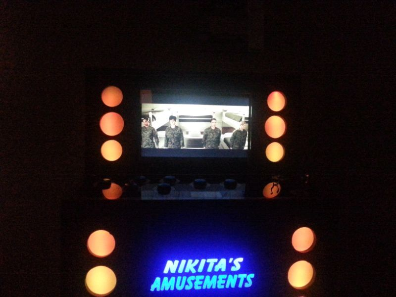 Jukebox and karaoke combo for hire