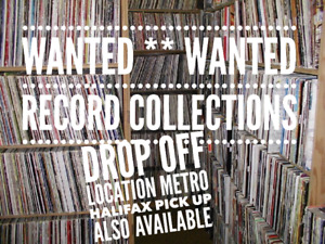 ☆VINYL RECORDS ☆( Get Cash for them at our Drop Off in Halifax )