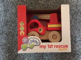 2 My 1st Rescue Team Vehicles £5 each