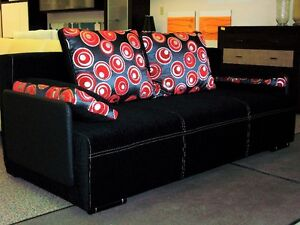 Perfect for cottage. Sofa beds with storage.Not futons.$799-$899