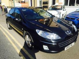 Peugeot 407 2.0HDi ( 140bhp ) FAP 2010 SR DIESEL 2 OWNERS 6 SERVICE STAMPS