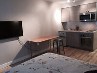 Full Furnished Studio Apartments Downtown Montreal