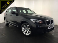 2012 BMW X1 XDRIVE18D M SPORT ESTATE 1 OWNER SERVICE HISTORY FINANCE PX WELCOME