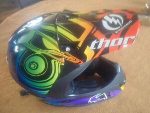 Adult Thor Force 2  Moto Cross Helmet Kawartha Lakes Peterborough Area image 1