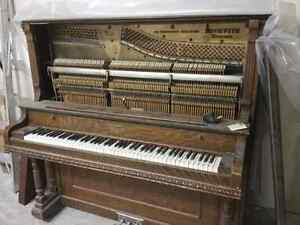 Free Beckwith piano from 1920s