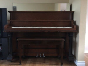 Piano for sale. Great deal!