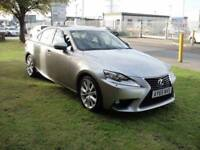 2015 65 LEXUS IS 2.5 300H ADVANCE 4D AUTO 179 BHP