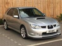 2007 '07' Subaru Impreza 2.5 WRX Sports Wagon, 5 Door Estate, Petrol, AWD, 4WD,
