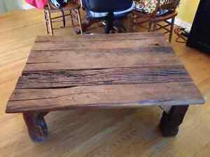 Used Reclaimed Solid Wood