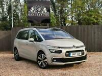 2017 Citroen C4 Grand Picasso 1.6 BLUEHDI FEEL S/S 5dr 7 SEATS MPV Diesel Manual
