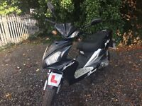2013 Longjia LJ 50 QT-K Motorbike Moped *01 Owner from New* Guaranteed Low 3100 Miles *HPI Clear*