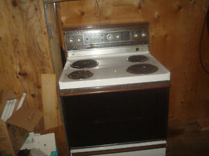 30 inch Westinghouse electric range
