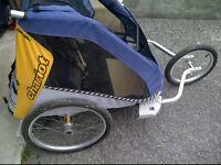 Chariot Bike Trailer/Jogger/Stroller