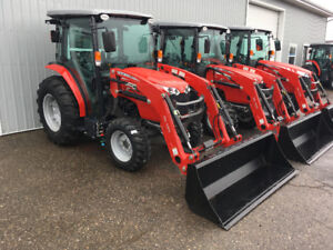 Massey Ferguson 36hp Cab Tractors - 2018 CLEAROUT!