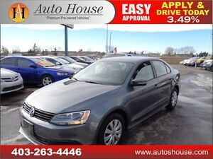 2014 Volkswagen Jetta Heated seats Bluetooth Aux USB