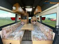 2005 Iveco Daily 35S12 Unijet LWB 35S Motorhome Diesel Manual
