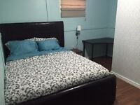 BSMT BEDROOM WITH PRIVATE BATH NEAR U OF A