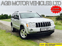 AUTOMATIC JEEP GRAND CHEROKEE 3.0CRD V6 AUTO LIMITED 3.0 DIESEL - 2 KEYS